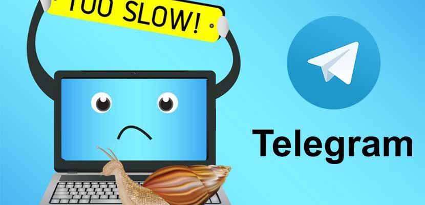 Kenapa Telegram Lemot