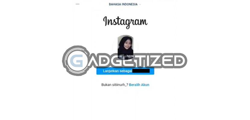 Login Instagram Browser