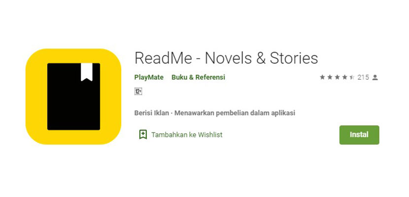 ReadMe Novels Stories