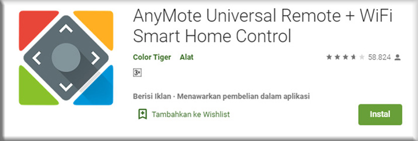13. AnyMote Universal Remote