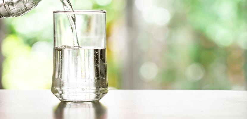 4. Gunakan Air Suling