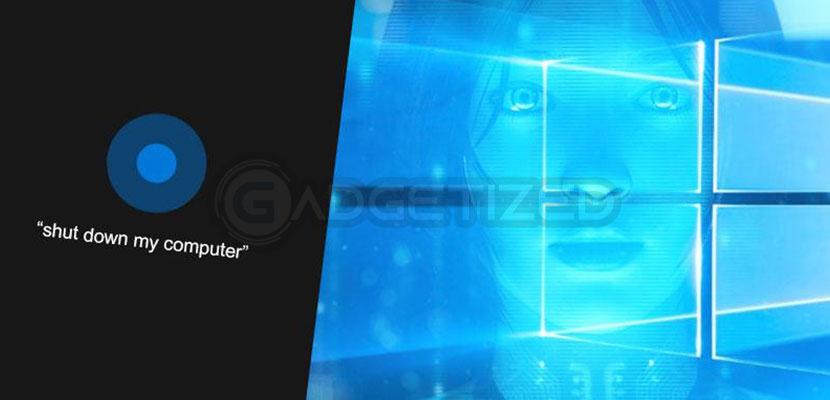 4. Mematikan Komputer Menggunakan Cortana