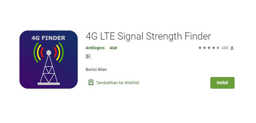 4G LTE Signal Strength Finder
