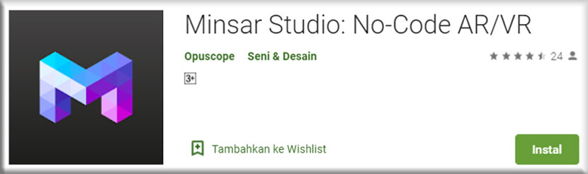5. Minsar Studio No Code ARVR