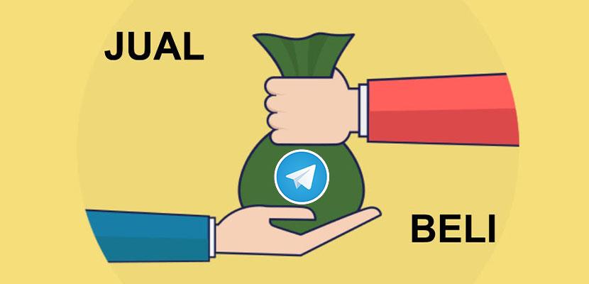 6. Menjual Produk di Telegram