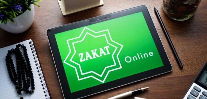 Aplikasi Bayar Zakat Online