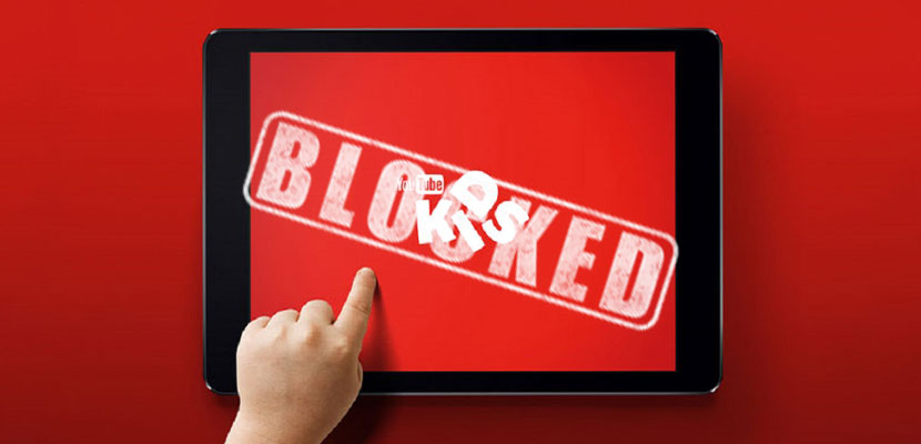 Blokir Dari Halaman Tonton
