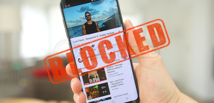 Cara Blokir Channel Youtube di Android
