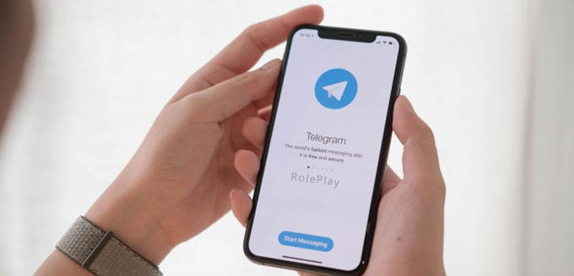Cara Main RP di Telegram 1