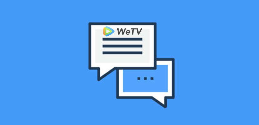 Cara Mengaktifkan Komentar di WeTV