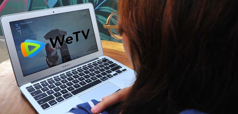 Cara Menonaktifkan Komentar di WeTV PC