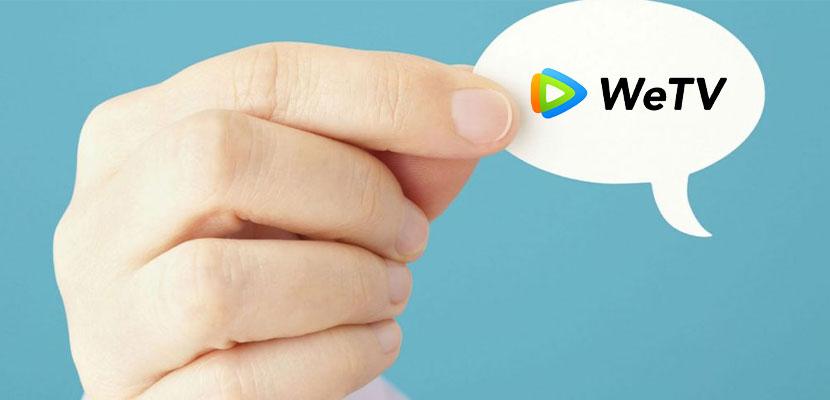 Cara Menonaktifkan Komentar di WeTV