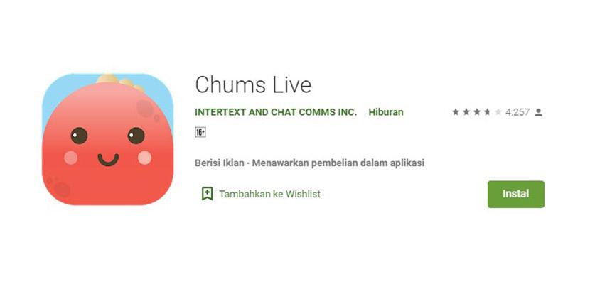 Chums Live