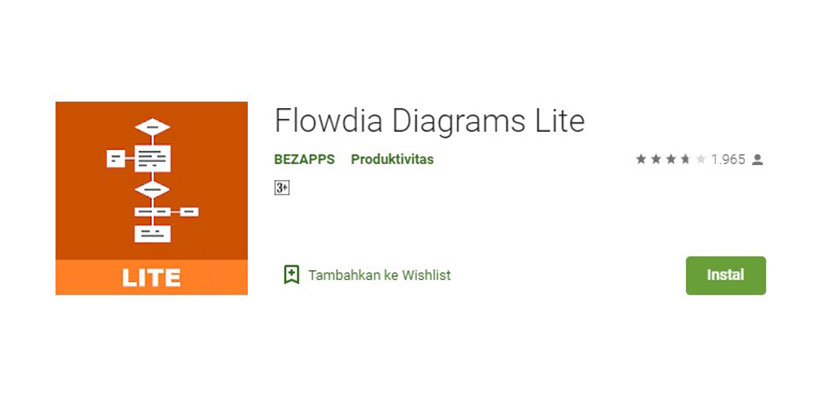 Flowdia Diagrams Lite