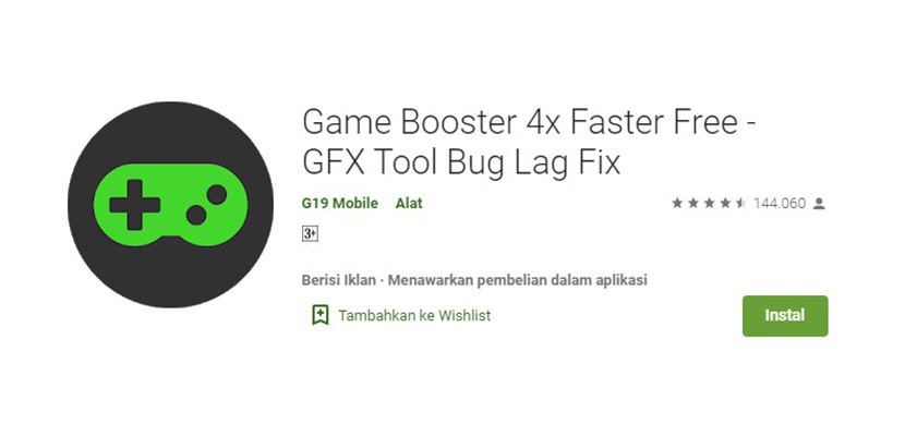 Game Booster 4x Faster Free
