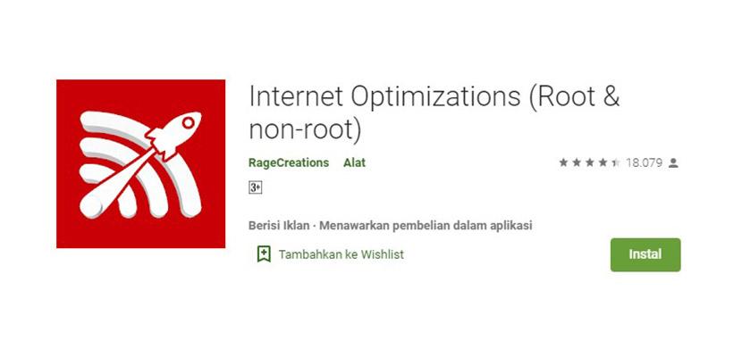 Aplikasi Penguat Sinyal Internet Optimizations