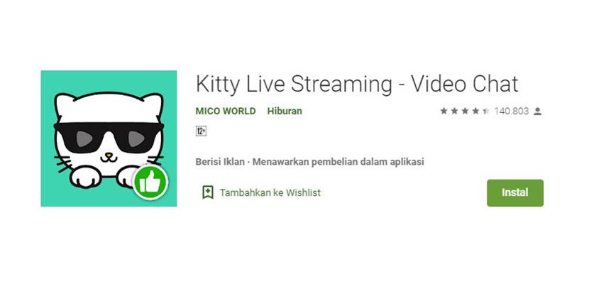 Kitty Live Streaming: Similar to Gogo Live