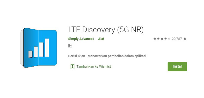 LTE Discovery 5G NR
