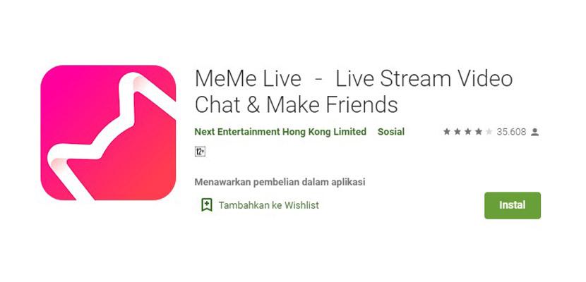 MeMe Live