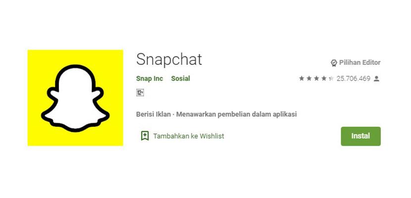 Aplikasi Chatting Selain WhatsApp Snapchat