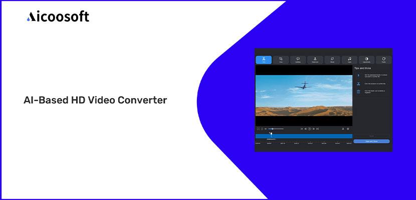 5. Menggunakan Aicoosoft Video Converter