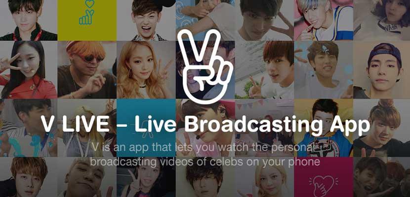 Cara Download Video di V Live 1