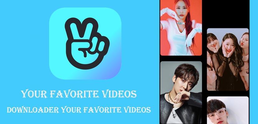 Cara Download Video di V Live