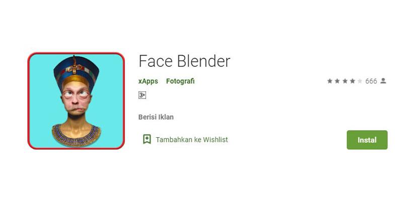 Face Blender