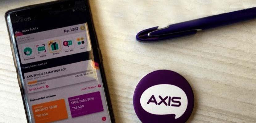 Syarat Daftar Akun AXIS Net