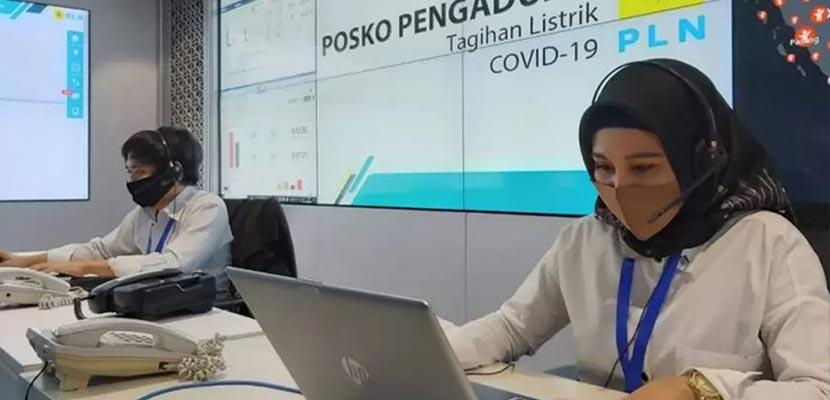 4. Cek Area Iconnect di Kantor PLN