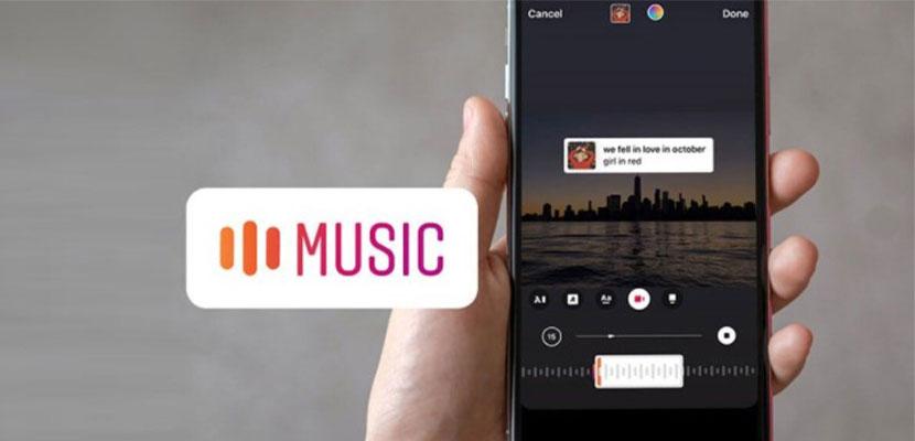 Cara Menggunakan Fitur Musik di Instagram