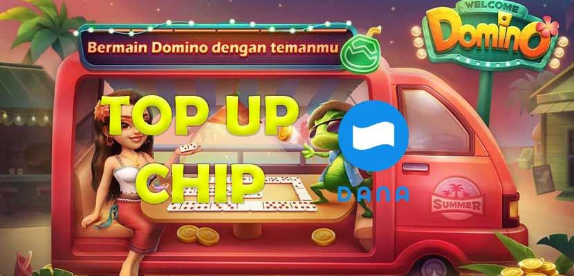 Cara Top Up Higgs Domino Pakai Dana