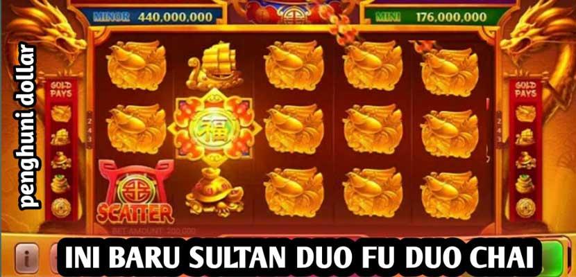 Kode Rahasia Higgs Domino di Slot DuoFu DuoCai FaFaFa