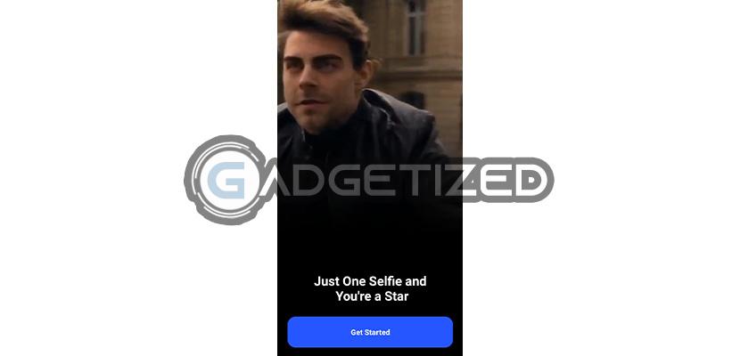 Buka Aplikasi Reface App