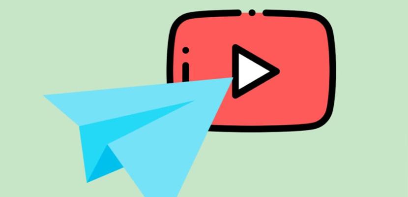 Cara Download Video Youtube di Telegram HP PC