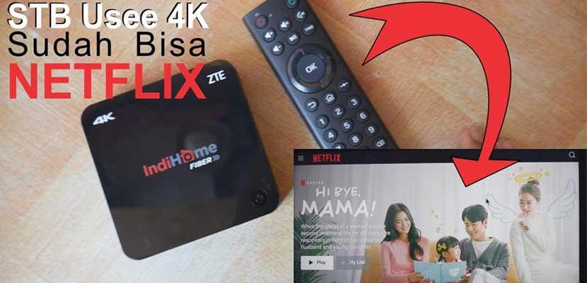 Cara Install Netflix di STB Indihome Tanpa Root
