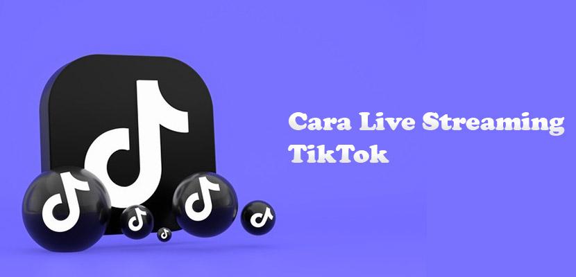 Cara Live Bareng di TikTok