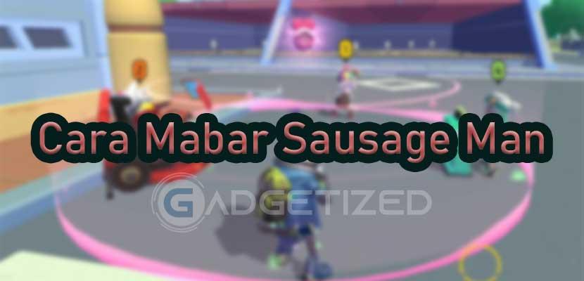 Cara Mabar di Sausage Man Mendapatkan Teman
