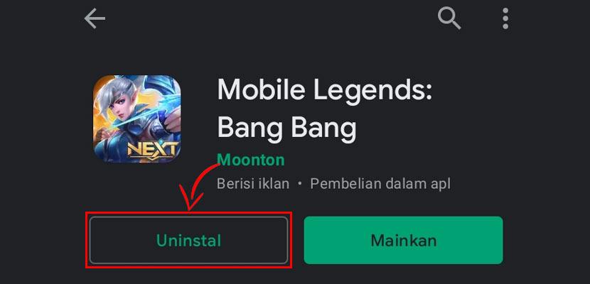 Cara Mengembalikan Loading Screen Mobile Legend