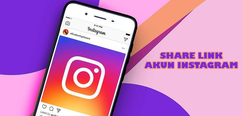 Cara Share Link Akun Instagram