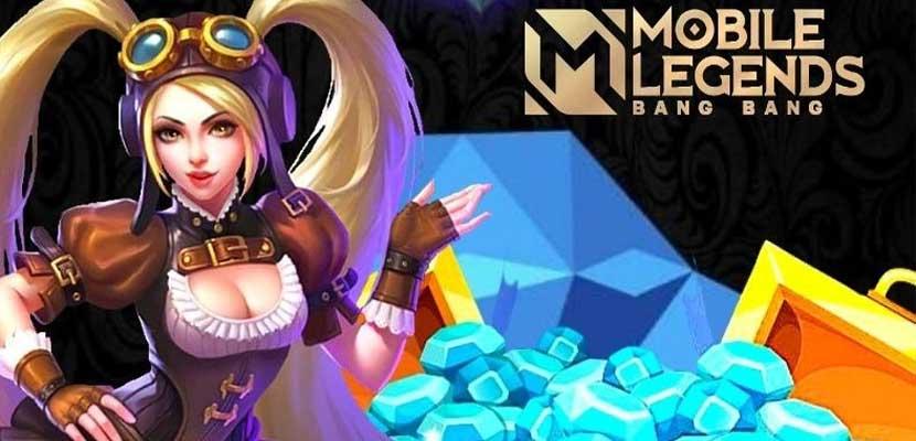 Cara Isi Diamond Mobile Legends In Game & Codashop