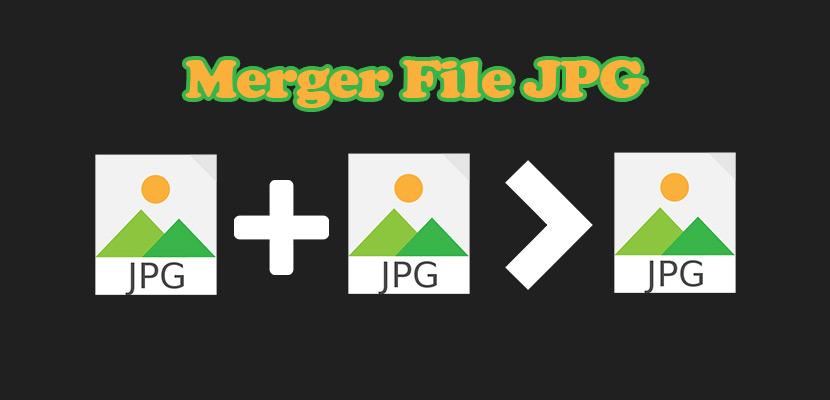 Cara Menggabungkan File JPG di Android