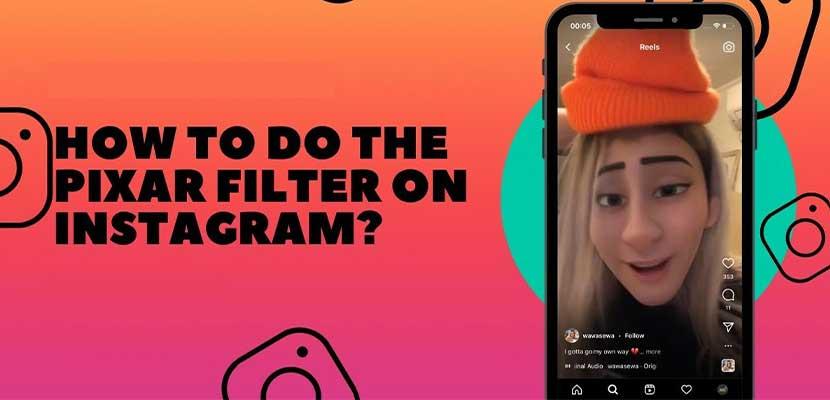 Cara Pakai Filter Pixar Instagram Keren Banget!!