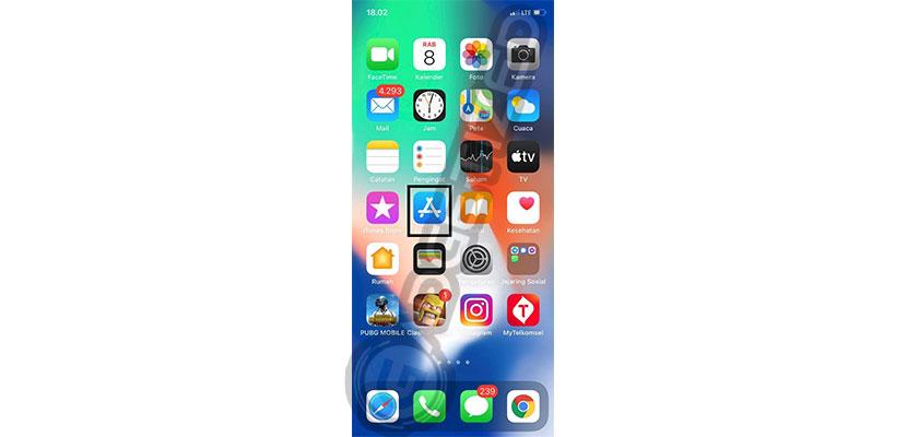 Buka App Store