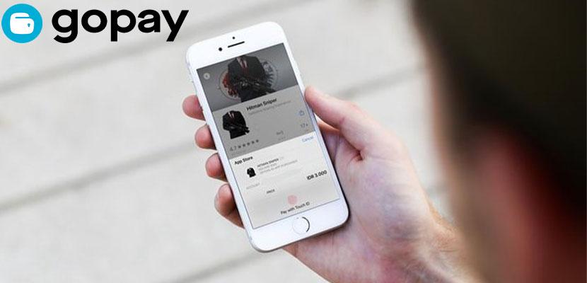 Cara Bayar App Store Pakai GoPay