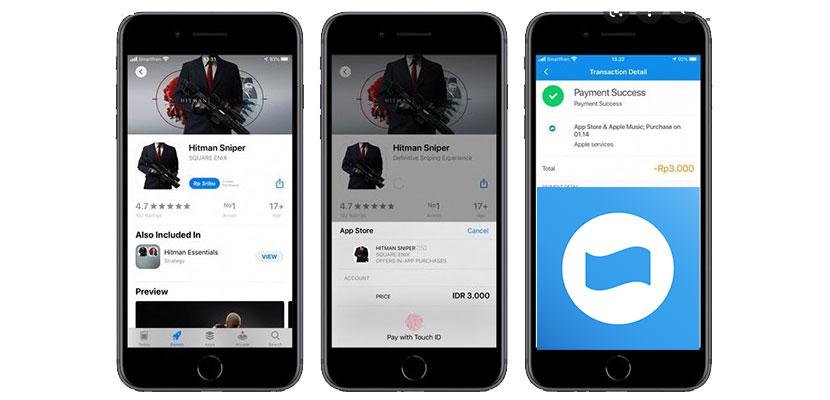 Cara Beli Aplikasi di App Store Pakai DANA Gratis Biaya Transaksi