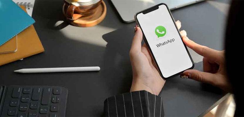 Contoh Broadcast Acara di WhatsApp