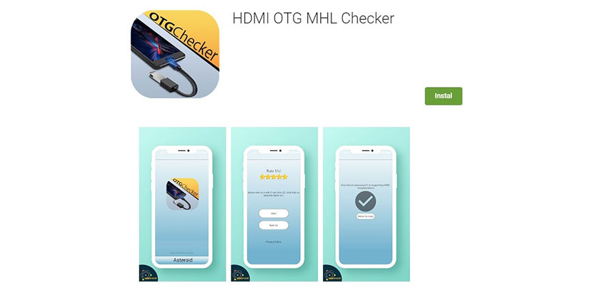 HDMI OTG MHL