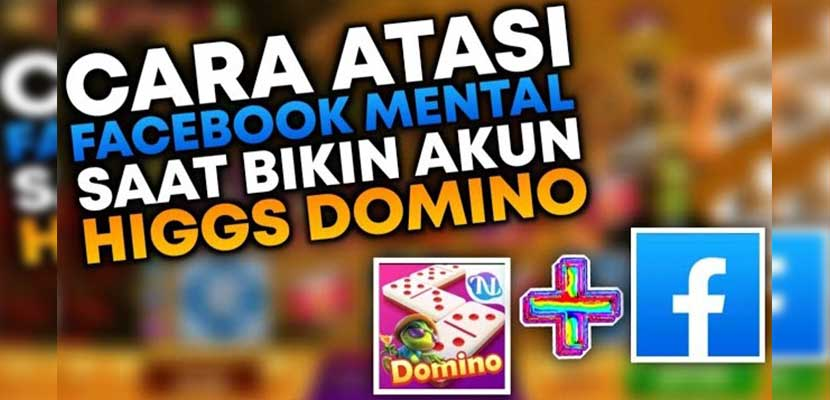 Solusi Gagal Login Higgs Domino Lewat Facebook