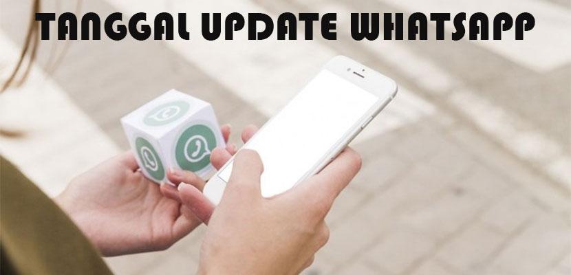 Tanggal Berlaku Pembaruan WhatsApp